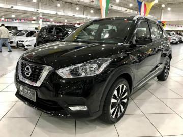 Nissan Kicks SV CVT - 16/17