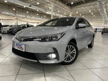 Toyota Corolla GLI 1.8 CVT - 17/18
