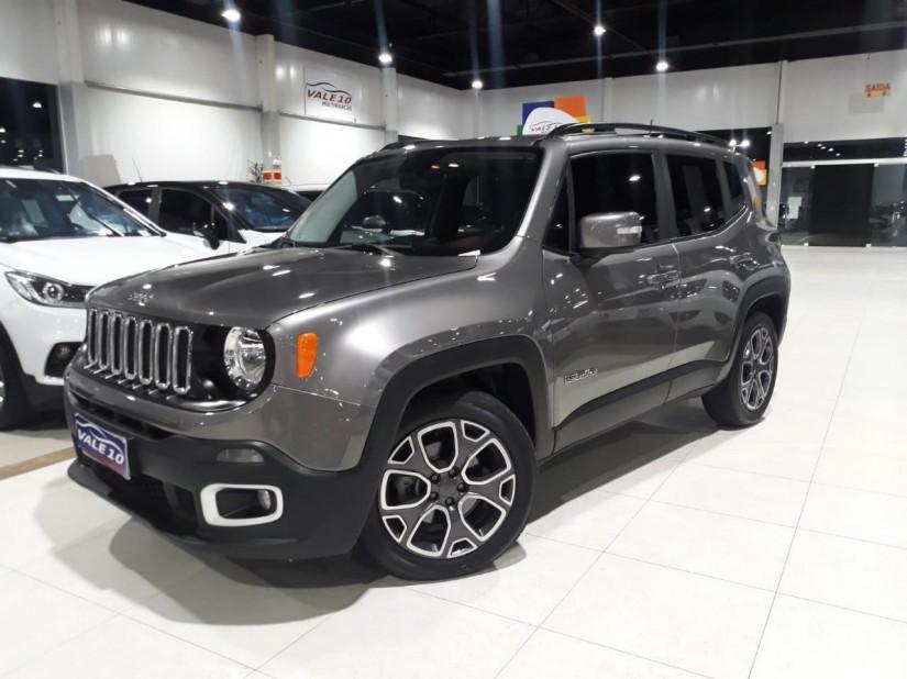 Jeep Renegade LONGITUDE - 17/18
