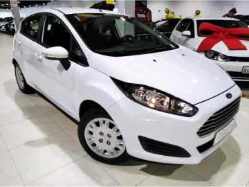 Ford Fiesta 1.6 SE AT - 17/17