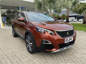 Peugeot 3008 GRIFFE AT - 18/19