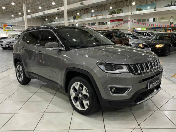 Jeep Compass LIMITED F - 17/18