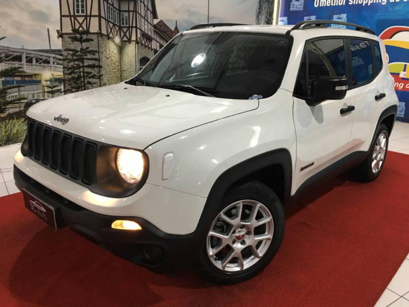 Jeep Renegade SPORT AT - 19/19