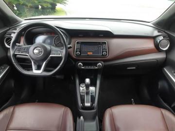 Nissan Kicks SL CVT - 16/17