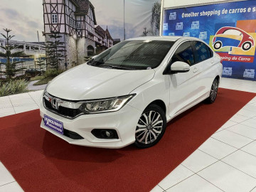 Honda City EXL 1.5 CVT - 18/19