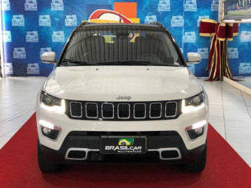 Jeep Compass LIMITED 2.0T 4x4 Diesel AT - 18/18
