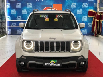 Jeep Renegade Limited 1.8 AT - 18/19