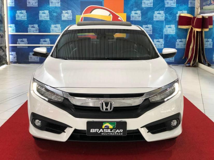 Honda Civic TOURING 1.5 Turbo - 18/19