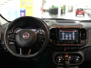 Fiat Toro Volcano 2.0 AT9 4x4 Diesel - 19/20
