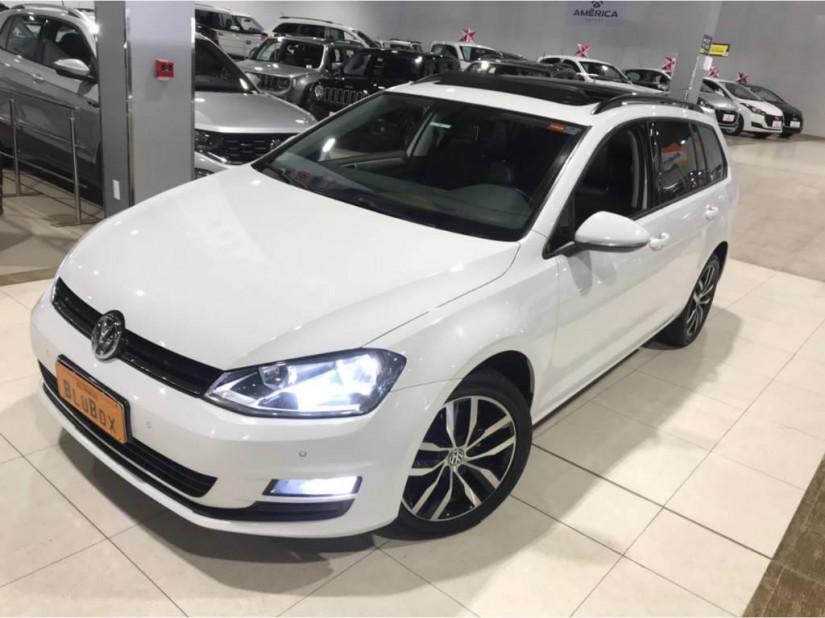 Volkswagen Golf VARIANT TSI 1.4 - 16/16