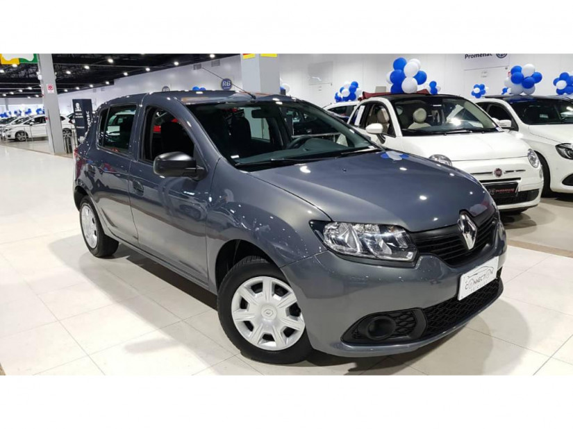 Renault Sandero SANDERO AUTH 1.0 - 17/18