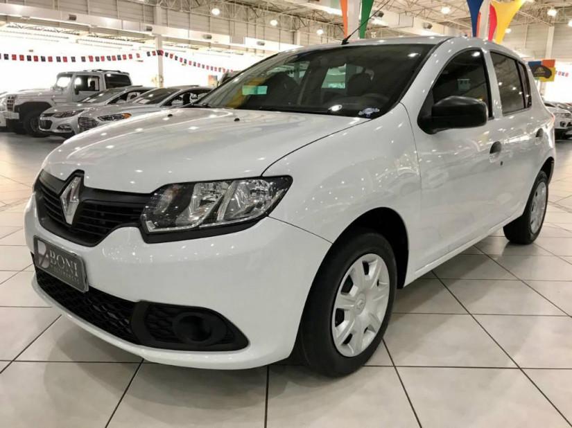 Renault Sandero 1.0 12V AUTHENTIQUE - 17/18