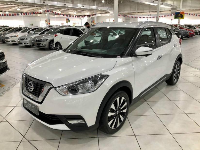 Nissan Kicks SL CVT - 17/18