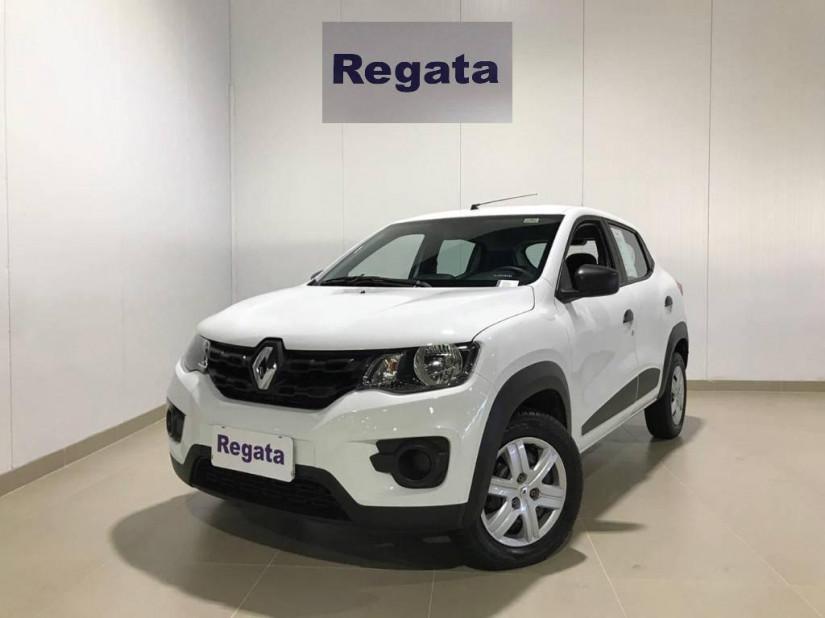 Renault Kwid ZEN 1.0 Mec - 19/20