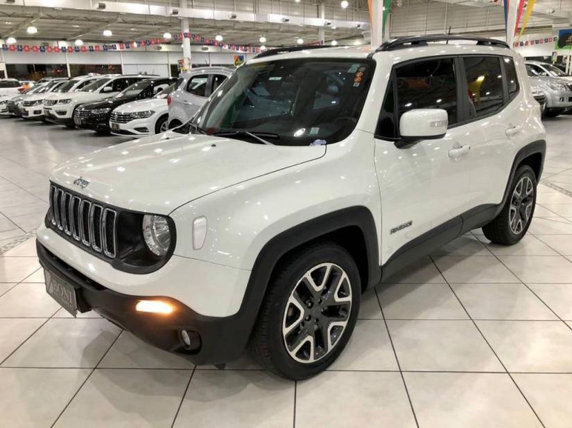 Jeep Renegade  LONGITUDE 1.8 4X2 - 19/19