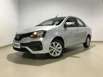 Toyota Etios  SD  XPlus MT - 19/20