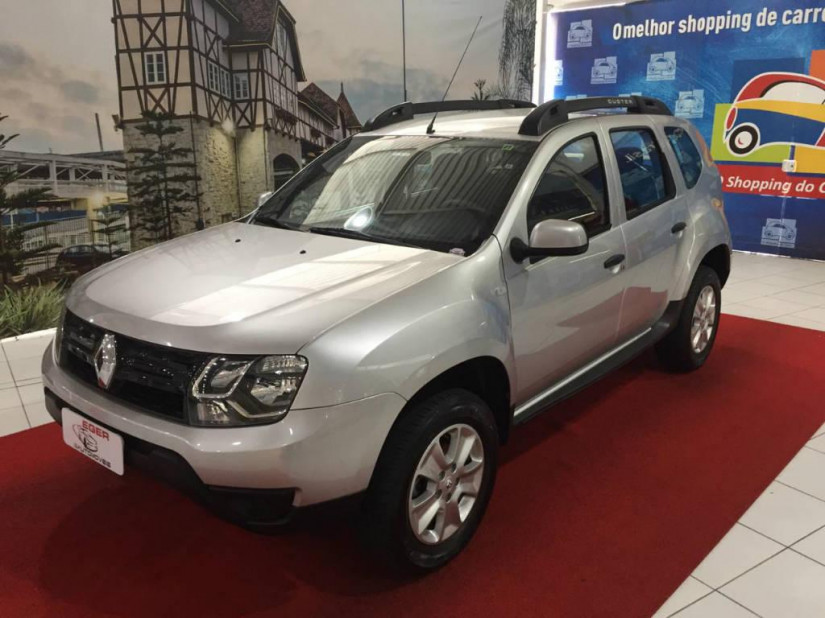 Renault Duster EXP 16 SCE - 19/20