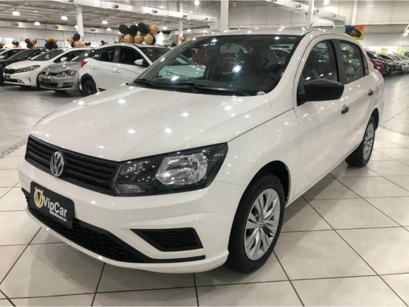 Volkswagen Voyage 1.6 MSI - 19/20