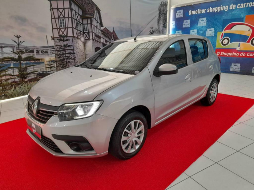 Renault Sandero ZEN10MT - 19/20