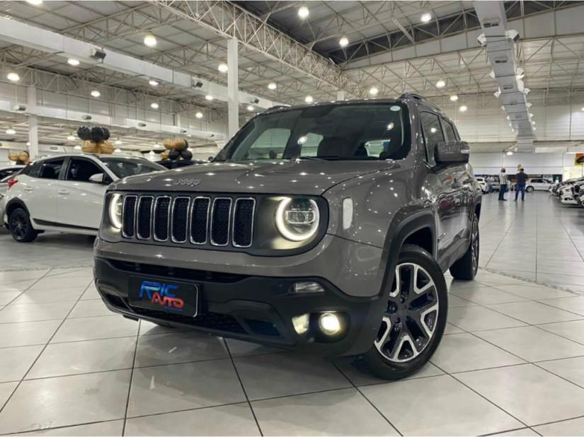 Jeep Renegade LONGITUDE 1.8 AUT  - 19/20