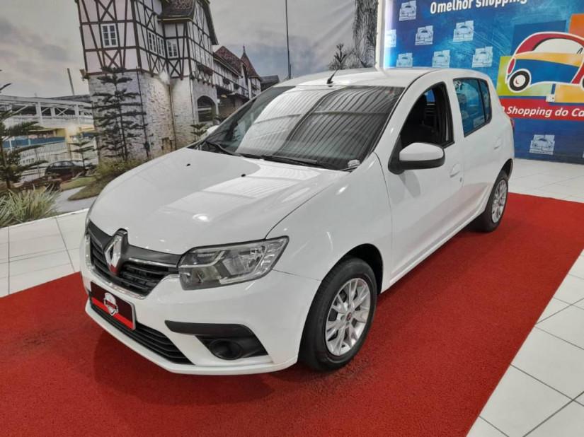 Renault Sandero ZEN10MT - 20/21