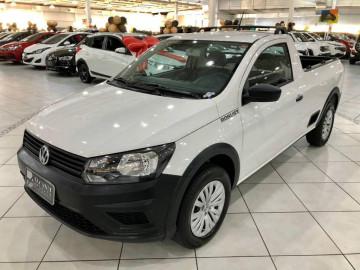 Volkswagen Saveiro Robust 1.6  - 20/21