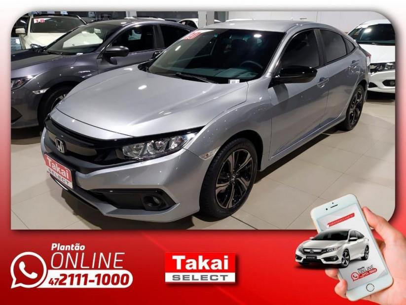 Honda Civic Sport Automático CVT - 19/20