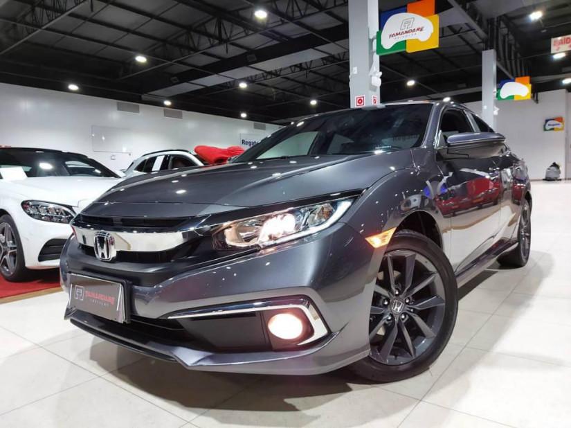 Honda Civic EX 2.0 Flex 16V Aut - 19/20