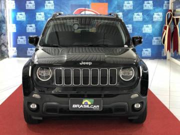 Jeep Renegade Longitude 1.8 AT - 20/21