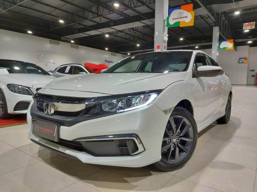 Honda Civic LX 2.0 Flex 16V Aut. - 20/20