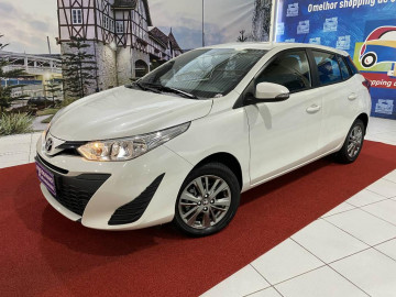 Toyota Yaris XL Plus Connect 1.5 CVT - 20/20
