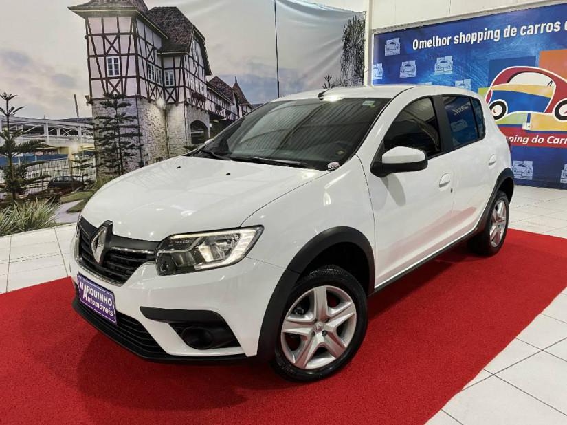 Renault Sandero Zen 1.6 CVT - 19/20