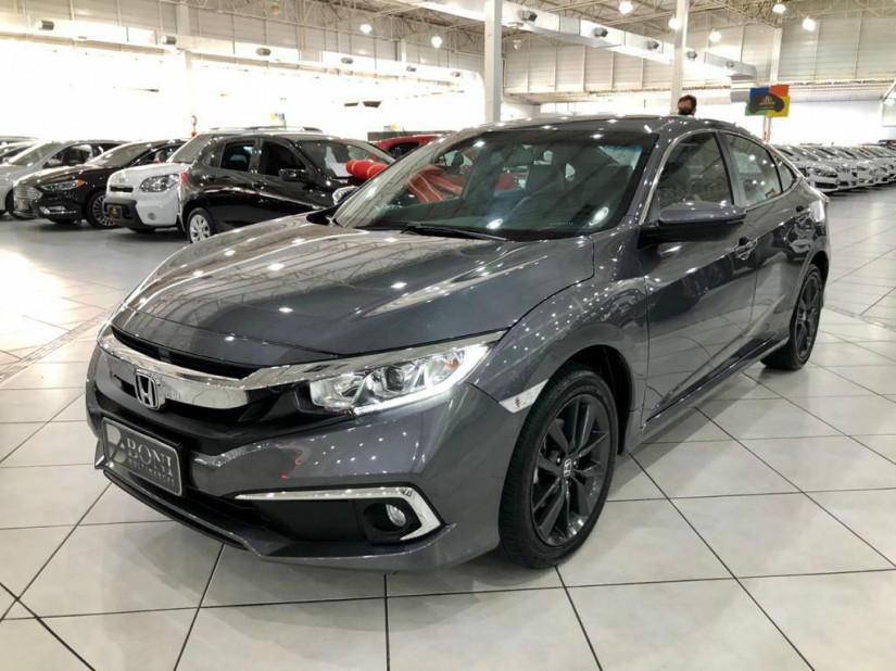Honda Civic EX CVT - 20/20