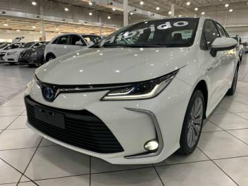 Toyota Corolla ALTIS 1.8L HV FFV CVT - 20/21